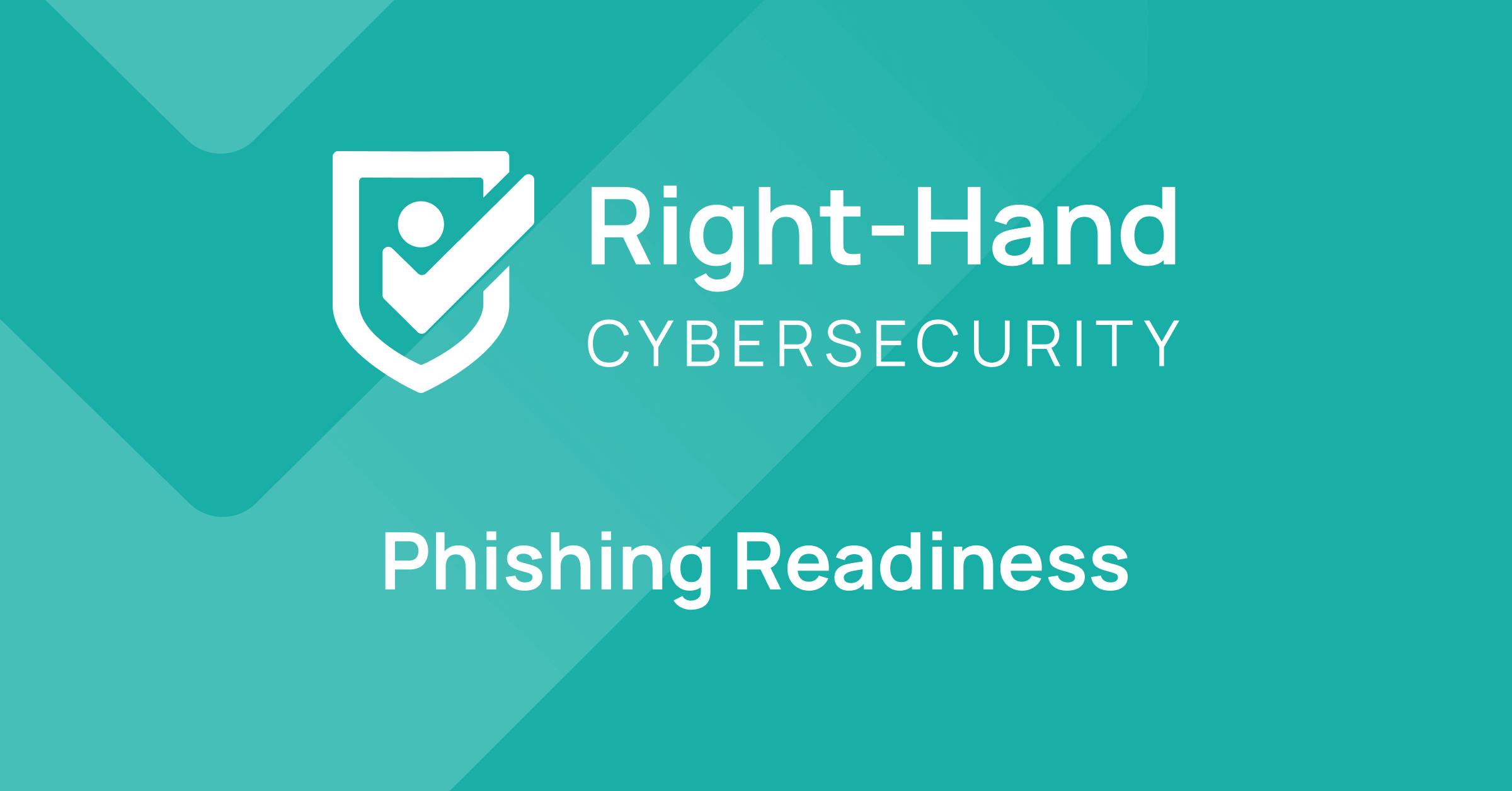 Phishing Readiness Logo