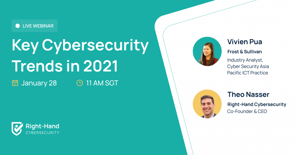 Key Cybersecurity Trends in APAC Webinar