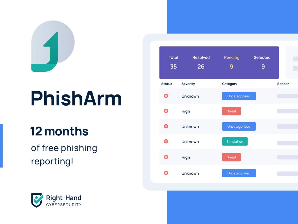 phishing reporting